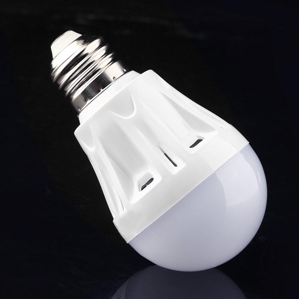 E27 LED Microwave Radar Motion Ambient Sensor Light Lamp Bulb 220V 5W