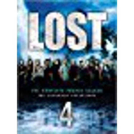 Lost: Season 4 on Blue Ray Disc [Blu-ray]