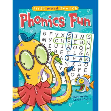 Fun Phonics Dvd (Phonics Fun)