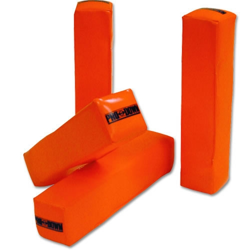 Pro-Down Football Weighted Anchorless Pylons (Set of 4)