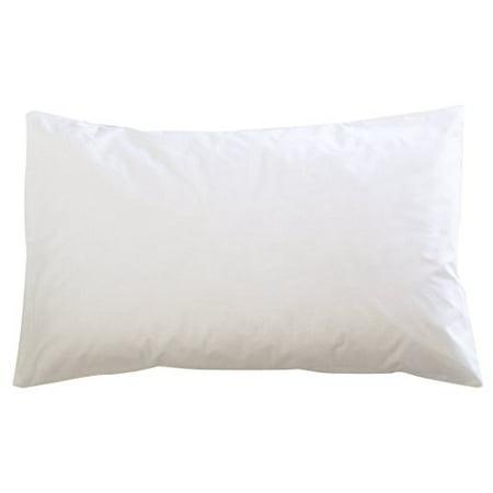European 800 Fill Power White Goose Down Pillow. (Standard) European Down Pillow