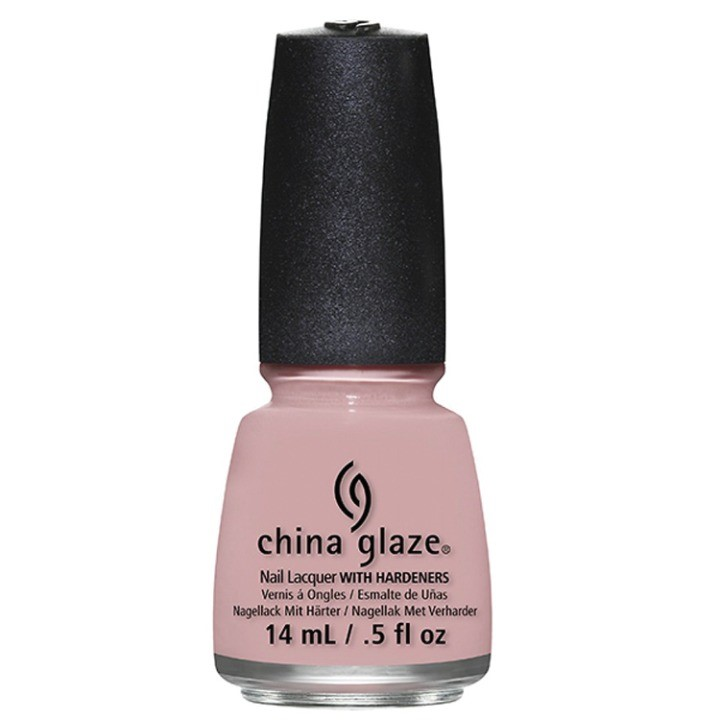 China Glaze Avant Garden Nail Polish, Pink Of Me, 0.5 Oz
