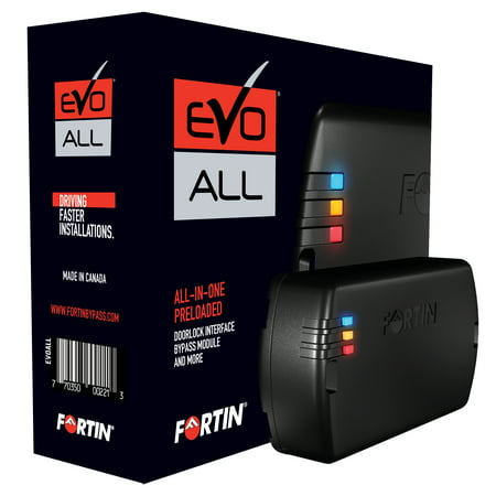 Fortin EVOALL Superior Universal All-in-one Immobilizer And Convenience  Data Module  [single]