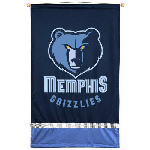 NBA Memphis Grizzlies Wall Hanging