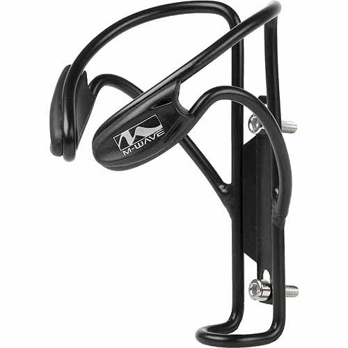 M-Wave Black Alloy Pro Water Bottle Cage