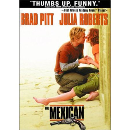 Mexican [dvd] Anamorphic Ws 2.39/dolby Surround 2.0 Dolby Digital 5.1 Surro (paramount Home Video)