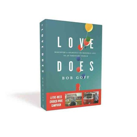 Love Does Church  Discover A Secretly Incredible Life In An Ordinary World