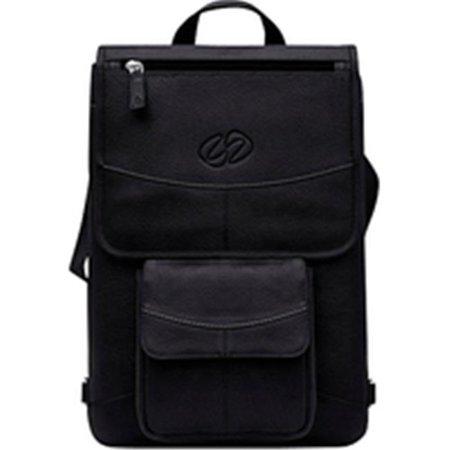maccase l11fj bk 11 in premium leather macbook flight jacket black. Black Bedroom Furniture Sets. Home Design Ideas