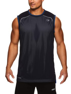 24dc1075b Product Image AND1 Big Men's Mesh Muscle Tank