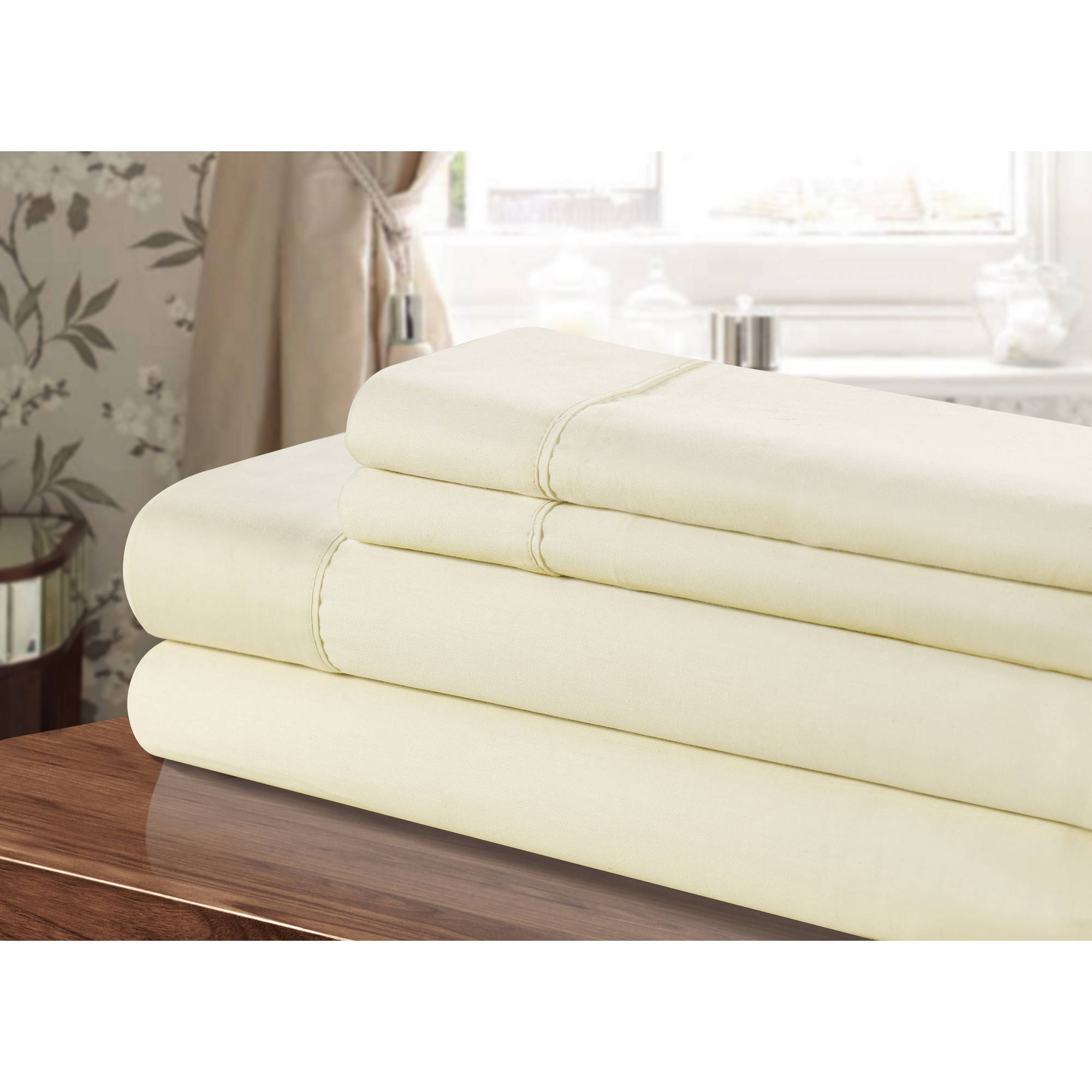 Chic Home Vibra 100 Percent Cotton Sheet Set