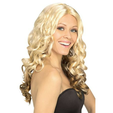 Goldilocks Wig Adult Halloween Costume Accessory - Kate Middleton Halloween Wig