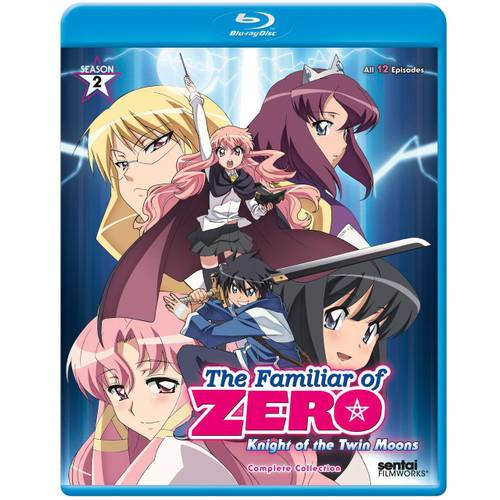 Familiar Of Zero: Knight Of The Twin Moons - Season 2 Collection (Japanese) (Blu-ray) (Widescreen)