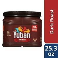 Yuban Dark Roast Ground Coffee, Caffeinated, 25.3 oz Jug