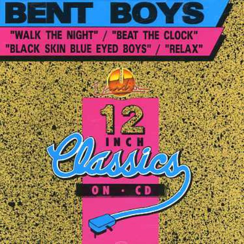 Walk the Night / Beat the Clock / Black Skin Blue (CD)