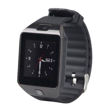 7bb8914104f3 Jeobest DZ09 Bluetooth Smart Watch For Android Samsung  IOS Iphone Black -  Walmart.com