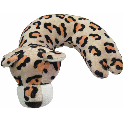 Animal Planet Leopard Neck Support Pillow