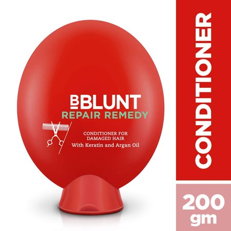 BBLUNT Repair Remedy Conditioner for Damaged Hair,