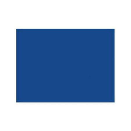 Panneau d'affichage Pacon PAC5462-1 22 po x 28 po - Bleu fonc- - image 1 de 1
