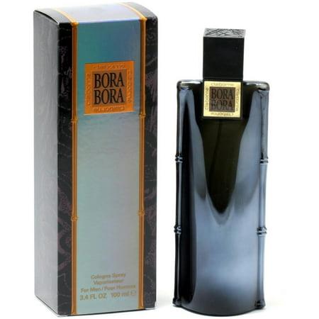Liz Claiborne Soap (Bora Bora by Liz Claiborne Eau de Cologne Spray for Men 3.40 oz )