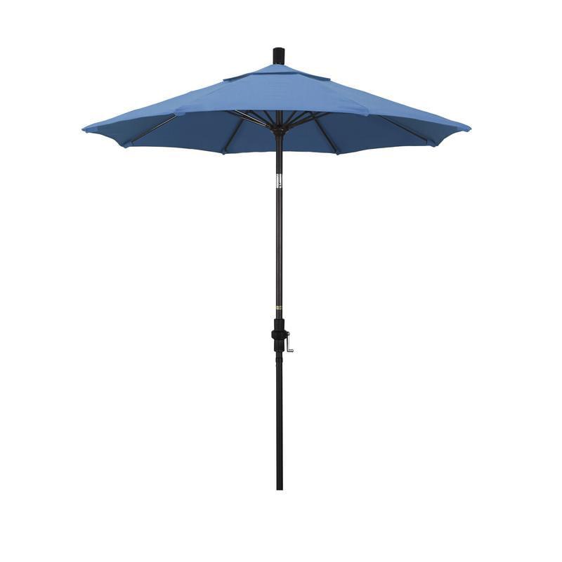 California Umbrella Sun Master Series Patio Market Umbrella in Pacifica with Aluminum Pole... by California Umbrella