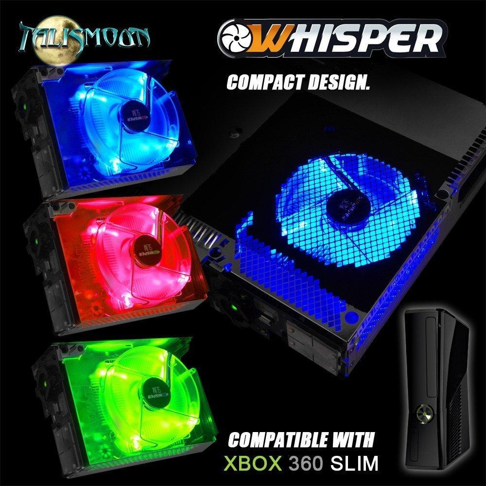Talismoon whisper slim - replacement cooling fan for your...