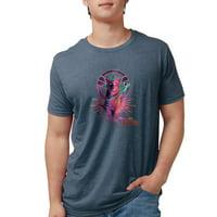 CafePress - Captain Marvel Goose The Mens Tri Blend T Shirt - Mens Tri-blend T-Shirt