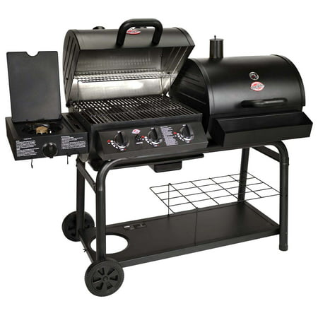 Char-Griller DUO 5050 (Grill Decal)