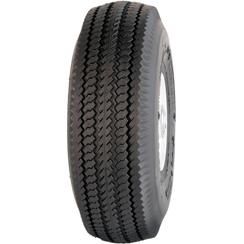 Greenball Sawtooth 4.10/3.50-4 4 Ply Lawn and Garden Tire (Tire Only)