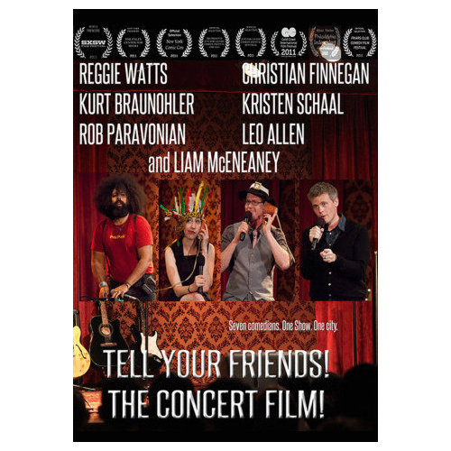 Tell Your Friends! The Concert Film (2012)