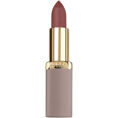 L'Oreal Paris Colour Riche Ultra Matte Highly Pigmented Nude Lipstick, Bold