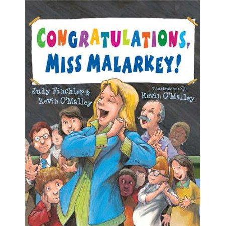 Congratulations, Miss Malarkey! ()
