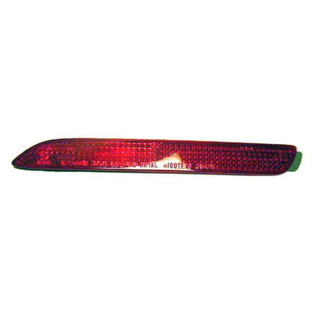 Rear Reflector - 1999-2003 Lexus RX300  Aftermarket Driver Side Rear Reflector 8192008010 CAPA