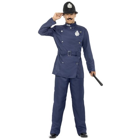 London Bobby Adult Costume