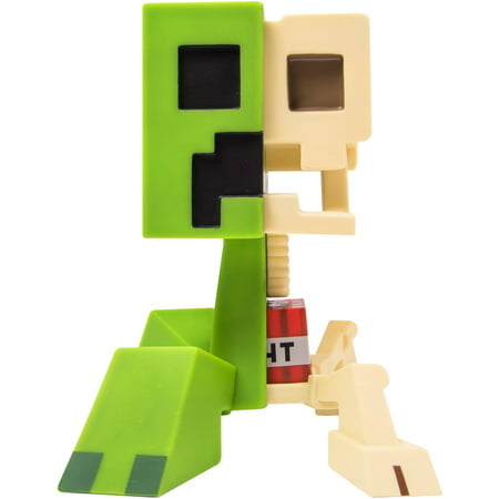 Minecraft Creeper Anatomy Vinyl