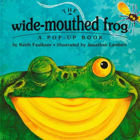 - The Wide-Mouthed Frog: A Pop-Up Book (Hardcover)