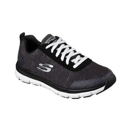 63416f213764 Skechers Work - Women s Skechers Work Relaxed Fit Comfort Flex Pro HC SR  Sneaker - Walmart.com