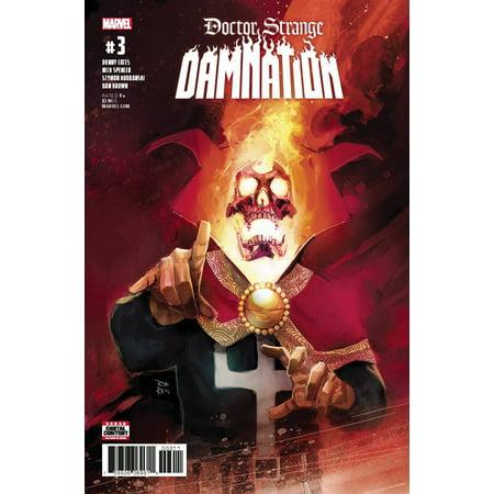 Marvel Group Of Companies (Marvel Doctor Strange: Damnation #3 of)