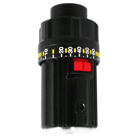Low pressure 10 60 PSI in line adj air regulator