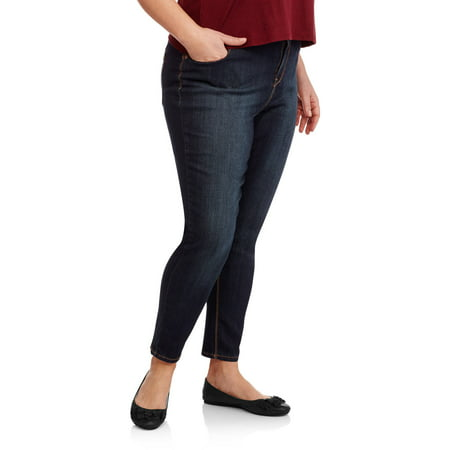 A3 Women's Plus Stretch 5pkt Skinny