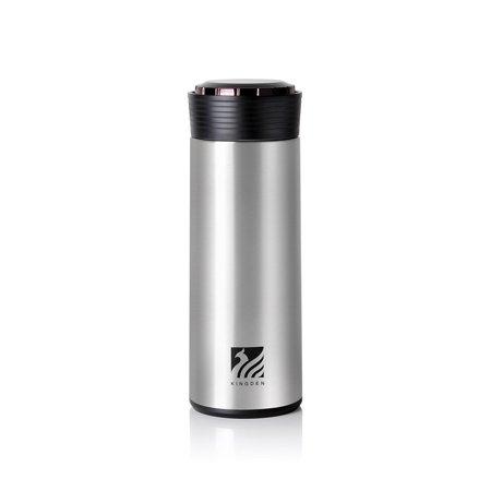 upstyle leak proof glass liner thermos water bottle business vacuum insulated stainless steel travel mug - Glass Thermos