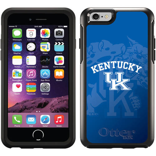 Kentucky Watermark Design on OtterBox Symmetry Series Case for Apple iPhone 6