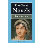The Great Novels of Jane Austen - eBook