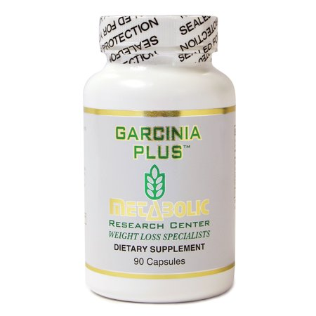 Garcinia Plus - Garcinia Cambogia by Metabolic Research Center, 90