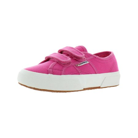 Superga Girls 2750 Classic Canvas Low Top Casual Shoes