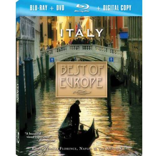 Best Of Europe: Italy (Blu-ray + DVD)