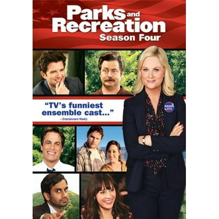Parks & Recreation: Season Four (DVD) - Parks Recreation Halloween Episode
