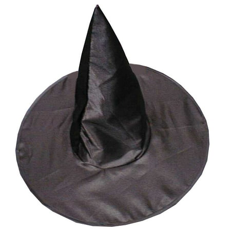 Deluxe Satin Witch Hat Adult Halloween Accessory](Dancing Halloween Witches)