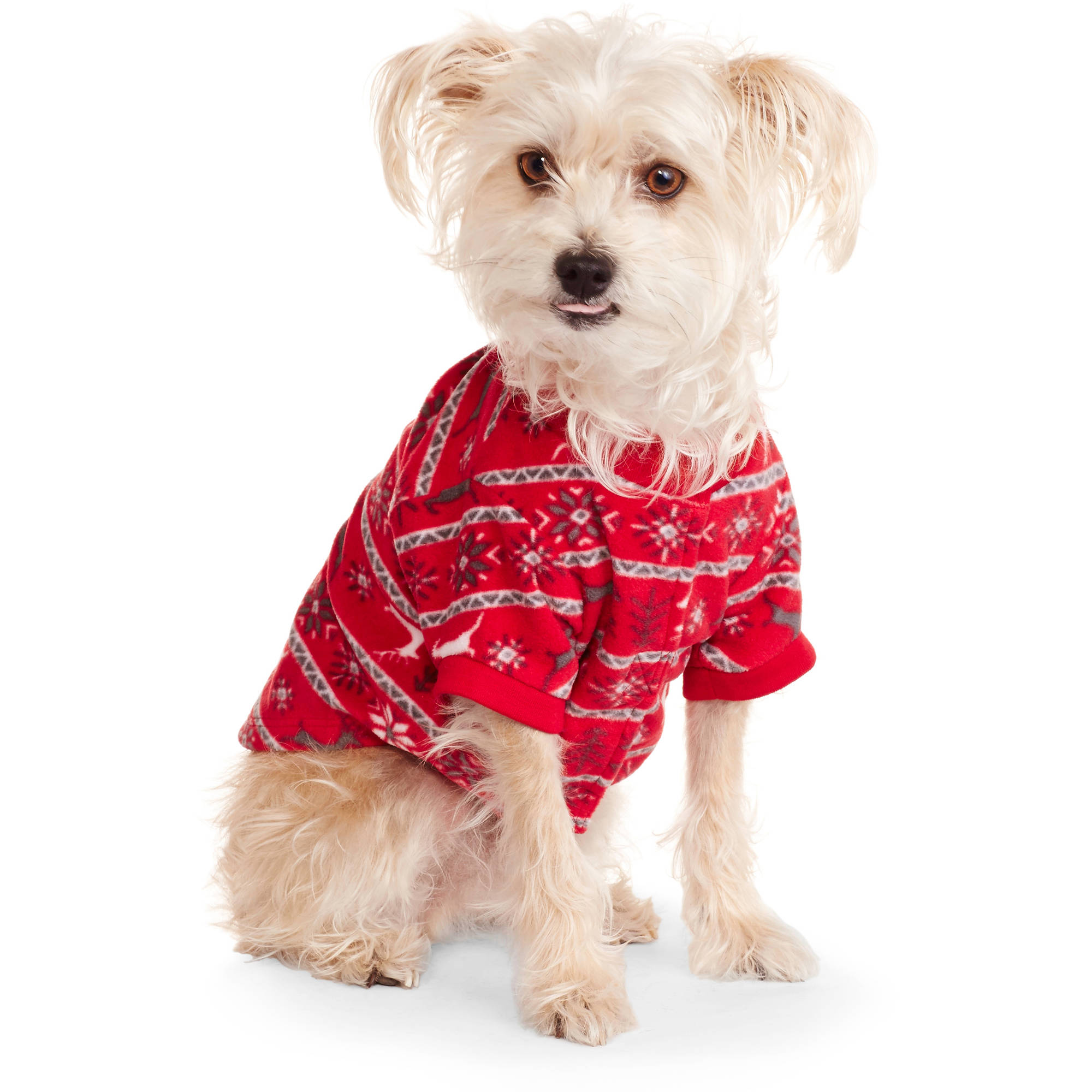 Doggy Holiday Sleep Sweater
