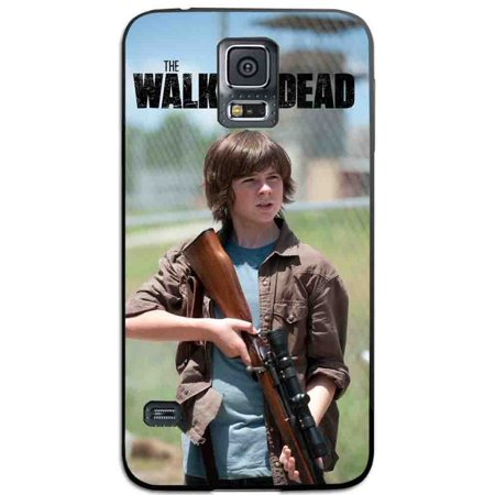 Ganma Carl Grimes The Walking Dead Case For Samsung Galaxy Case (Case For Samsung Galaxy S6 - Carl Grimes Costume
