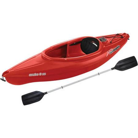 Sun Dolphin Aruba 8 Ss Sit In Kayak Walmart Com